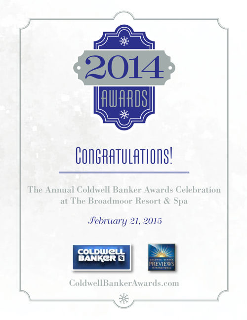 2014 Awards Program