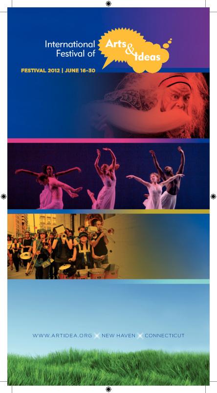Festival 2012 Brochure
