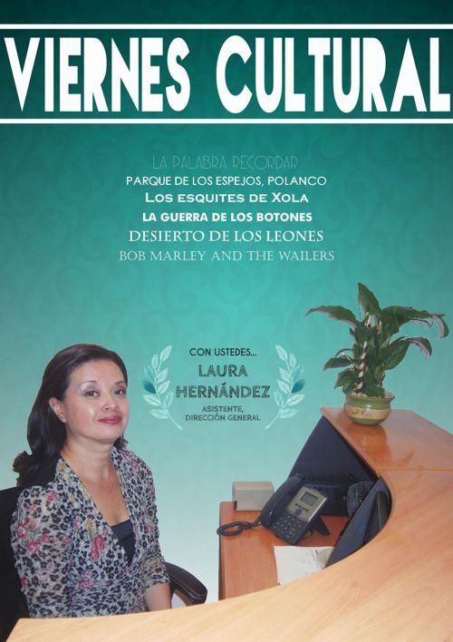 7 de Agosto 2015 Viernes Cultural VII PDF