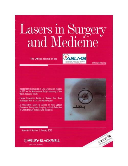 McRae Lasers in Surgery & Medicine