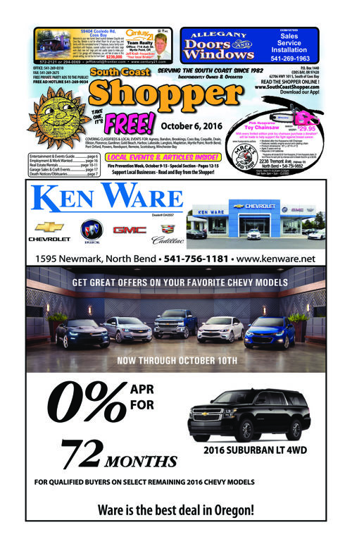 South Coast Shopper e-Edition 10-6-16