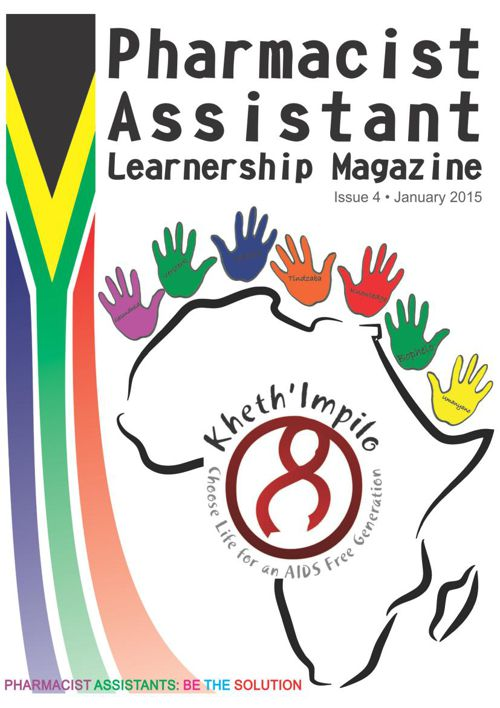 Pharmacist Assistant Learnership Magazine - January 2015