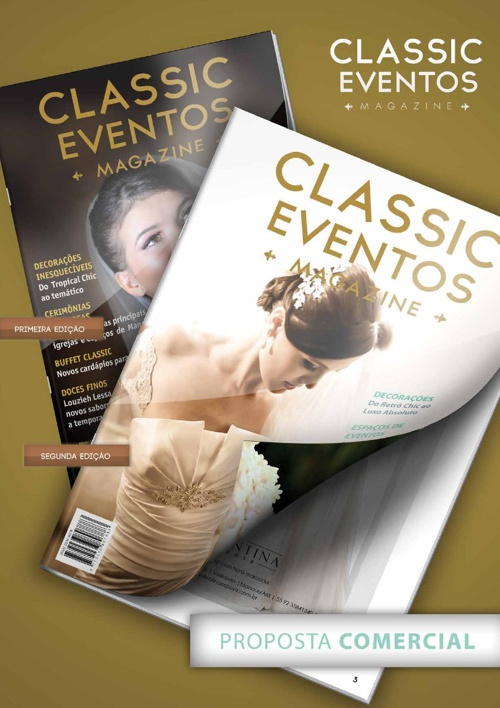 Classic Eventos Magazine