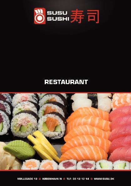 Restaurantkort