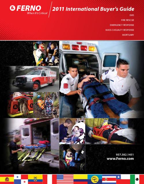 Ferno Latin American Catalog 2011