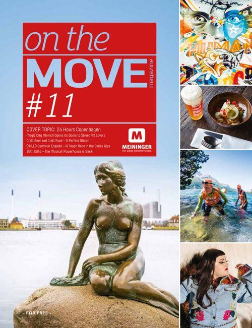On The Move Magazine #11