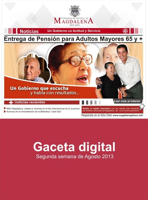9 Gaceta Digital Gobierno Municipal de Magdalena Jalisco
