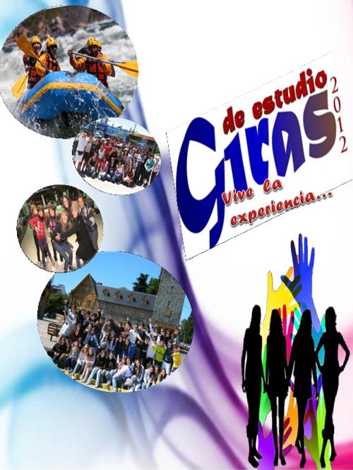 GIRAS DE ESTUDIOS 2012