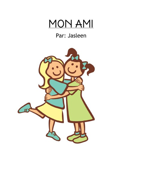 Mon Ami book by: Jasleen