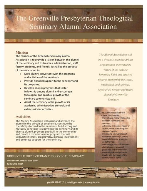 GPTS Alumni Association