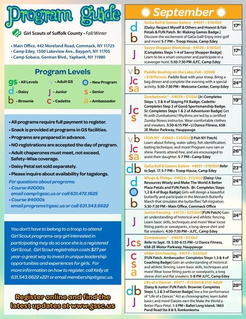 GSSC Program Guide 2013-2014