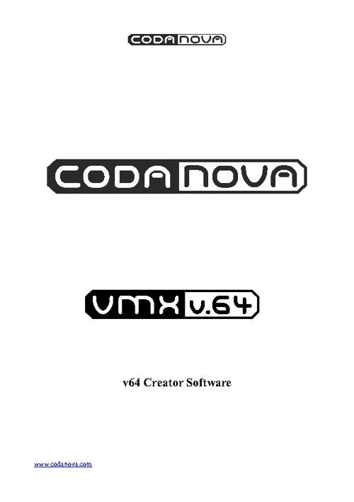 HowTo v64 Creator