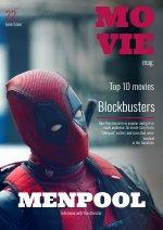 Kinozeitschriften-Vorlage