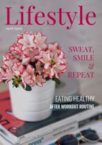 Zartes Lifestyle-Magazin-Design