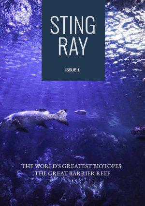 Aquarium Magazine Cover