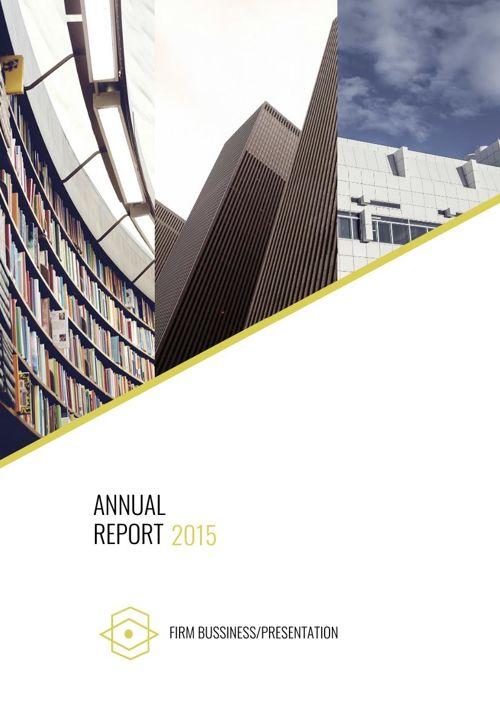 Design per report annuale
