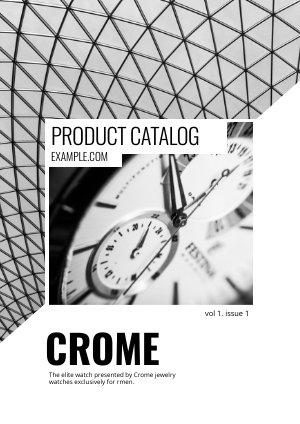 Product Catalogusontwerp