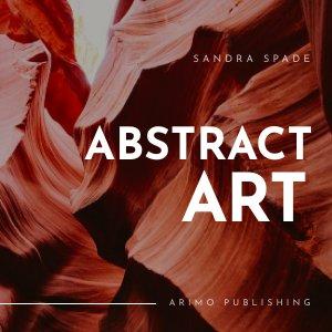 Abstract Art Book Cover Design