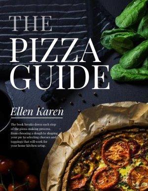 Pizza Recipe Book Cover