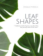 Green Leaves Book Cover Design