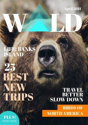 Wildlife Magazine Cover