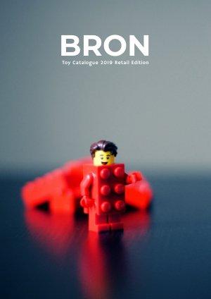 Design de Brochura / Catálogo de Brinquedos Coloridos