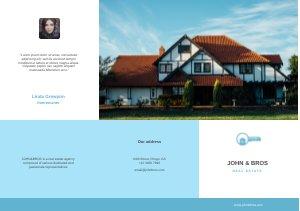 Real Estate - Open House Flyer Design