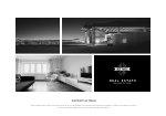 Clean & Modern Real Estate Brochure Template