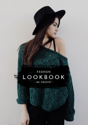 Lookbook & Mode Portfolio Sjabloon
