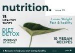 Free Health Magazine Template