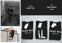 Clothing Store Tri-fold Brochure Template