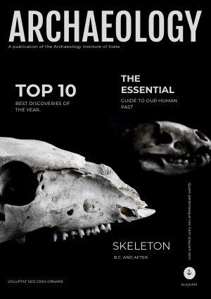 Plantilla para revista científica de arqueología