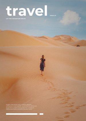 Prachtig Reismagazine & Ontwerp