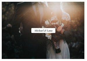 Online Bruiloft fotoalbum Sjabloon