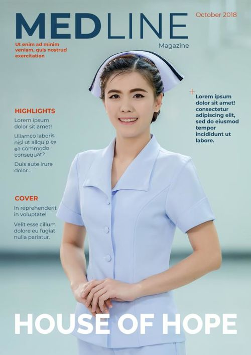 Medical Brochure Design and Examples