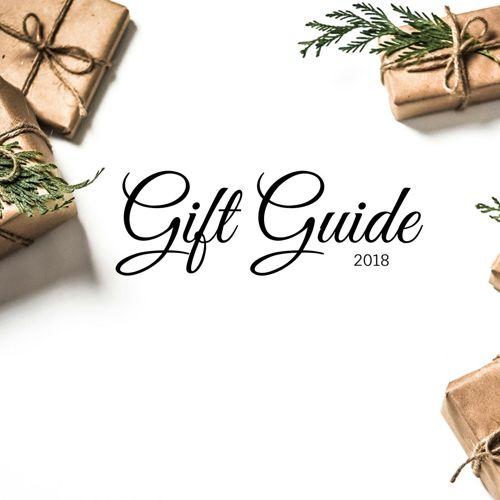 Design per guida ai regali
