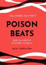 Halloween Party Flyer Example