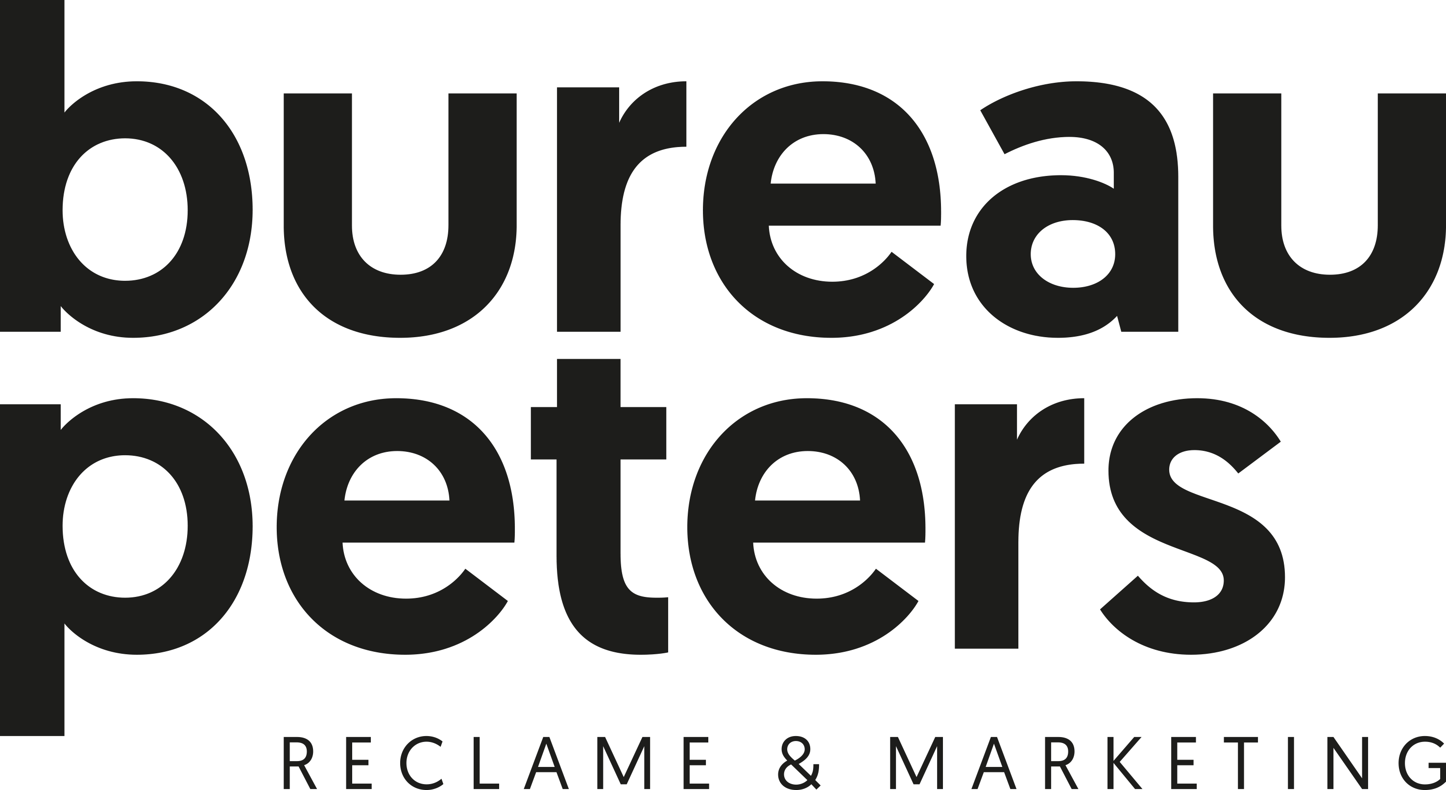Bureau Peters reclame en marketing