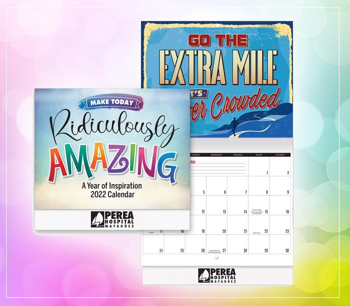FREE Ridiculously Amazing Calendar