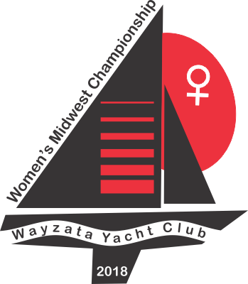 2018 Women's Midwest Championship Regatta Logo