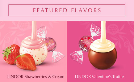 Featured Flavors