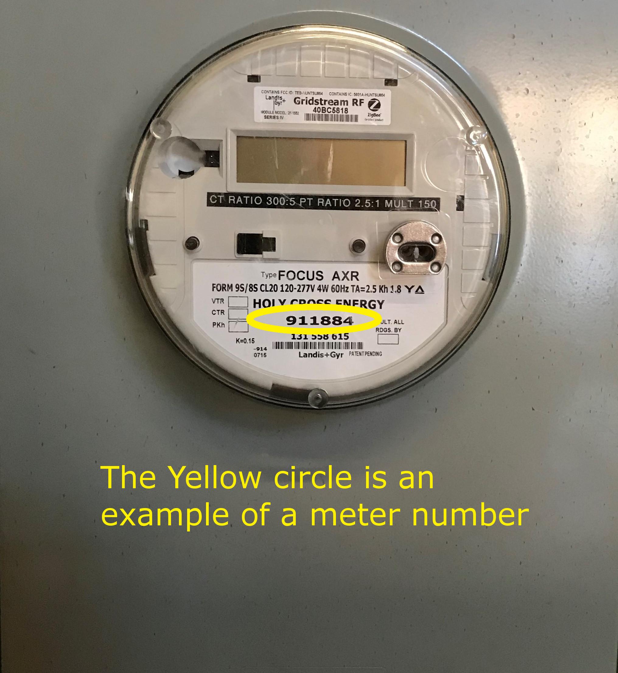 Meter Example