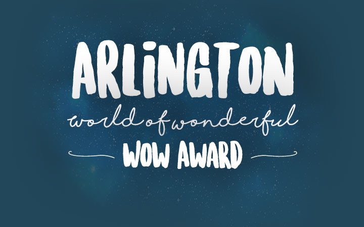 2019 Arlington Tourism Hospitality Awards Header Image