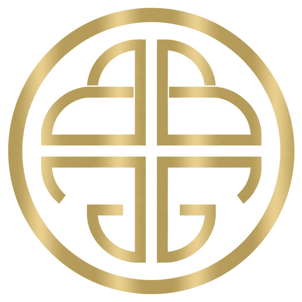 BuDhaGirl Gold Logo