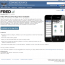 FRED iPhone/iPad App Now Available