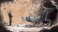 Battle Lizard