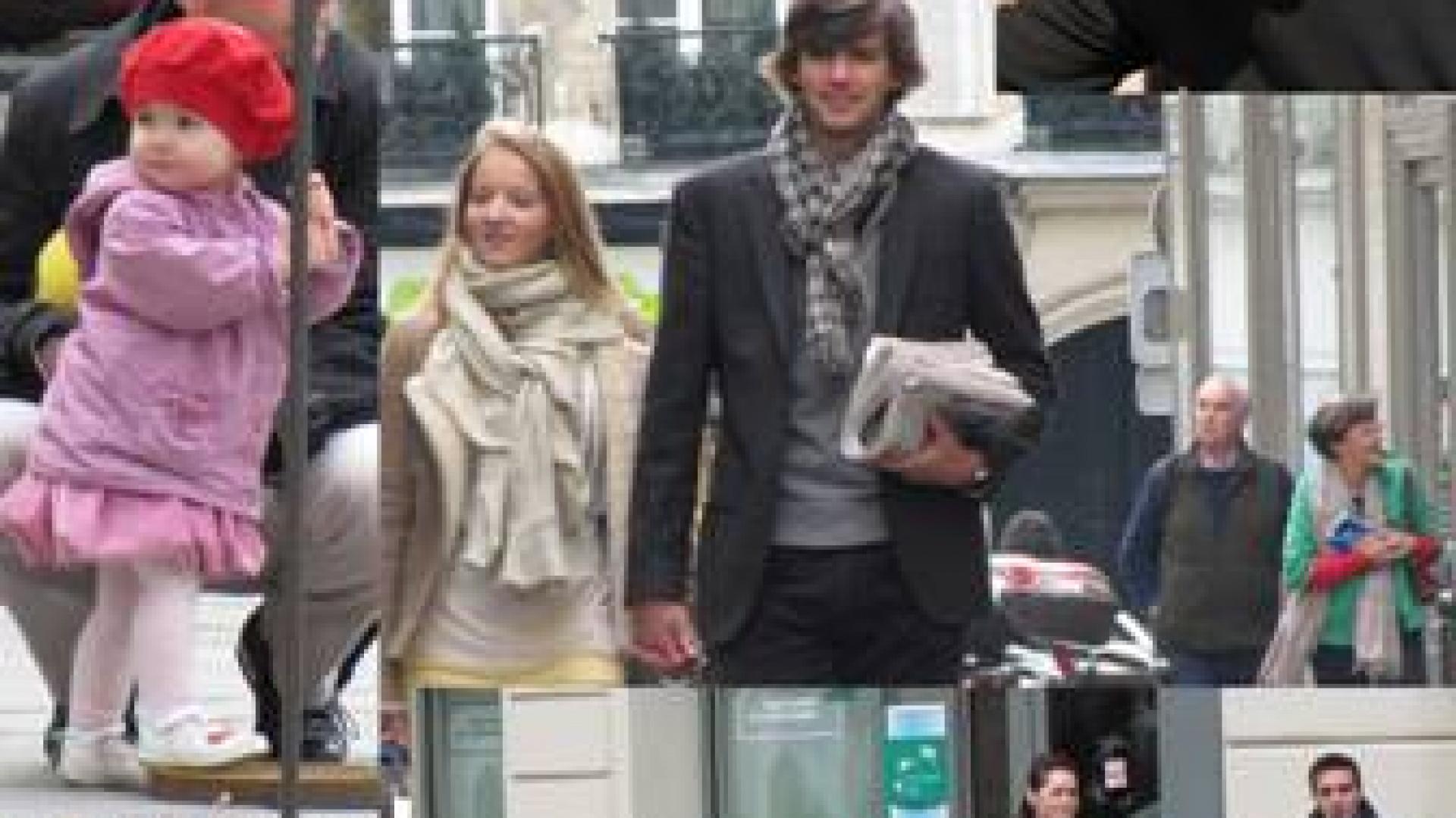 Paris in the Spring 2012
