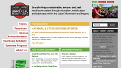 LaborForHealthCare.org