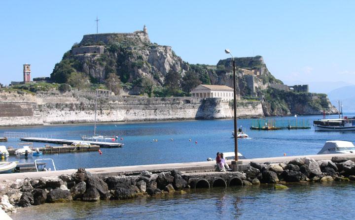 Old Fortress-Corfu