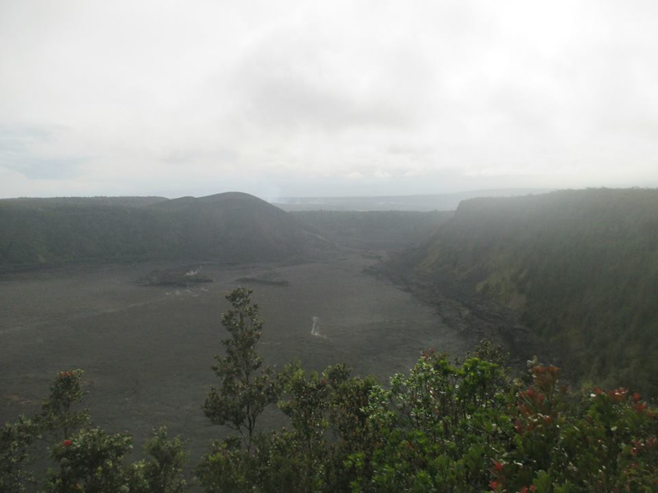 Kiluea Iki Overlook, Hawaii Volcanoes National Park